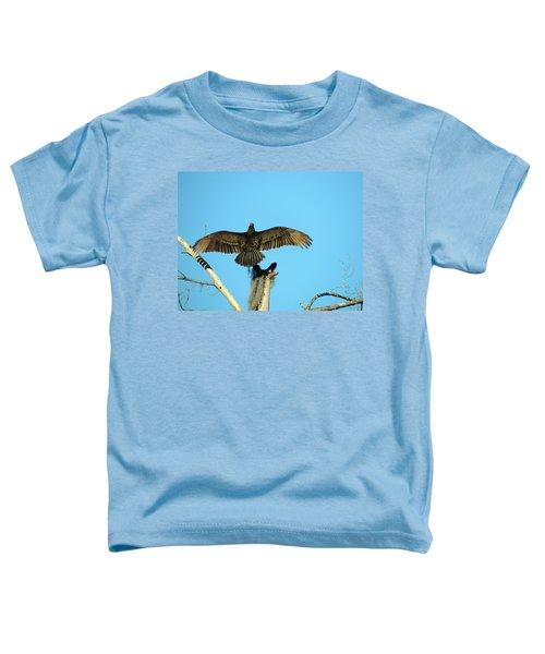 Warming Up Toddler T-Shirt