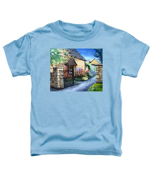 Welcome Home Toddler T-Shirt