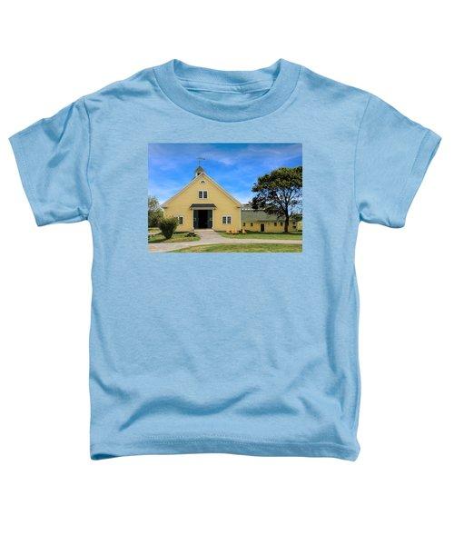 Wells Reserve Barn Toddler T-Shirt