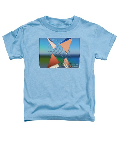 Wind Milling Toddler T-Shirt