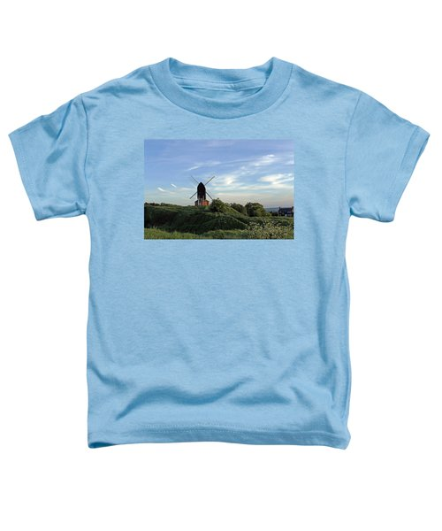 Windmill On Brill Common Toddler T-Shirt