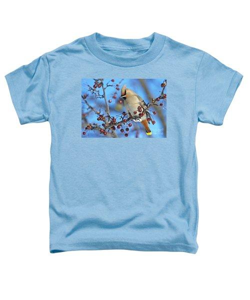 Winter Colors.. Toddler T-Shirt