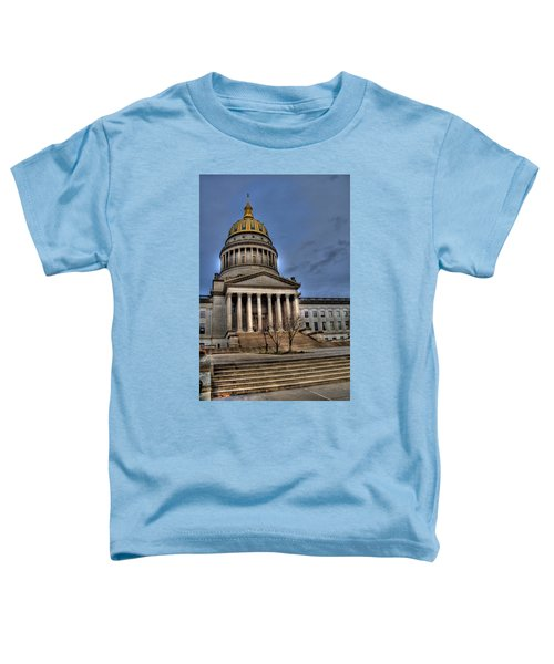 Wv Capital Building 2 Toddler T-Shirt