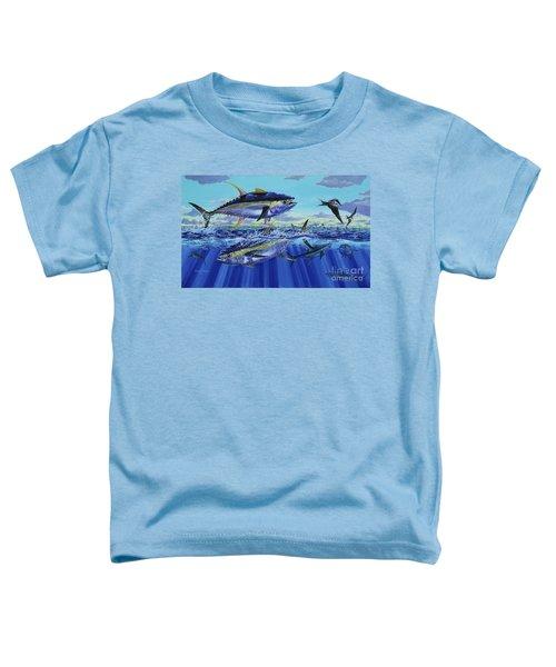Yellowfin Bust Off0083 Toddler T-Shirt