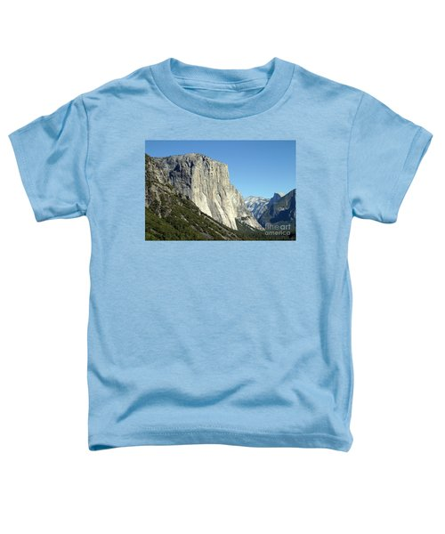 El Capitan Toddler T-Shirt