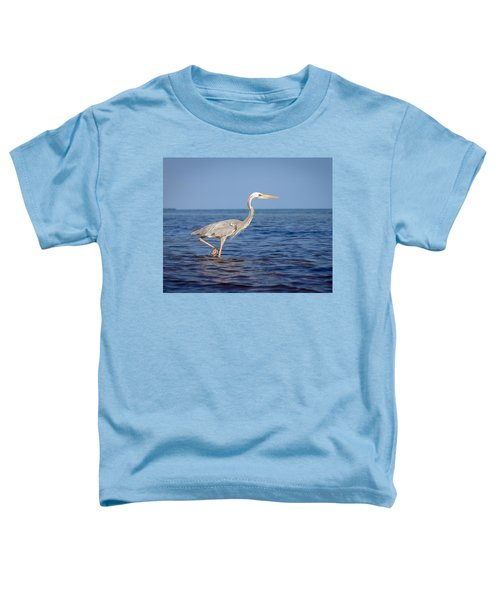 Wurdemann's Heron Toddler T-Shirt