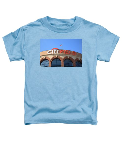Citi Field - New York Mets 4 Toddler T-Shirt