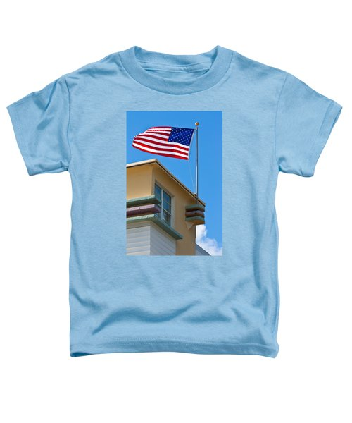 Avalon Hotel In Miami Beach Toddler T-Shirt
