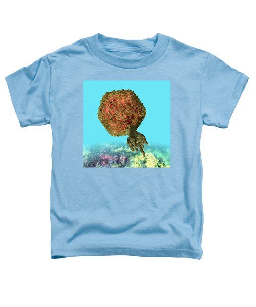 Bacteriophage P22 Toddler T-Shirt