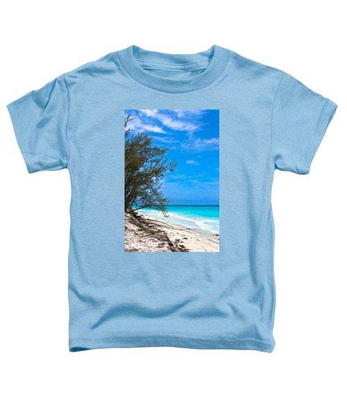 Bimini Beach Toddler T-Shirt