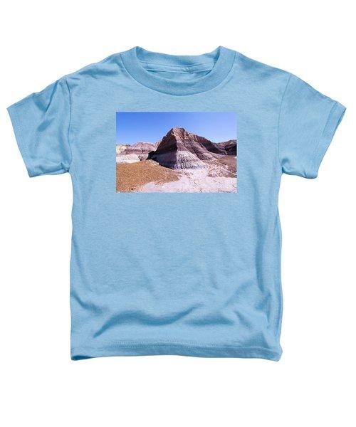 Giant Purple Mountain Toddler T-Shirt
