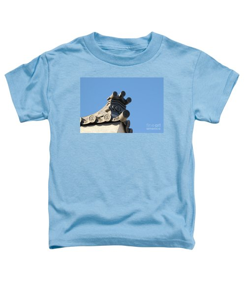 Japanese Rooftop Toddler T-Shirt