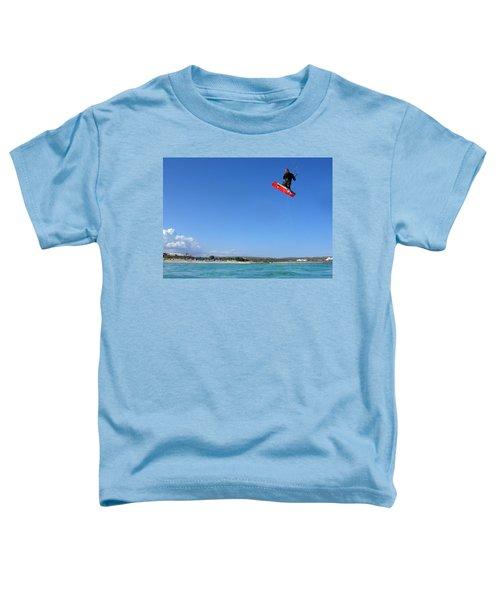 Kiesurfing Toddler T-Shirt