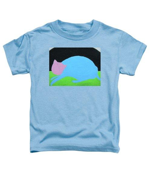 Lucky Cat Toddler T-Shirt