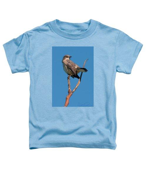 Mock One Toddler T-Shirt
