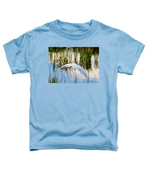 Morning Flight Toddler T-Shirt