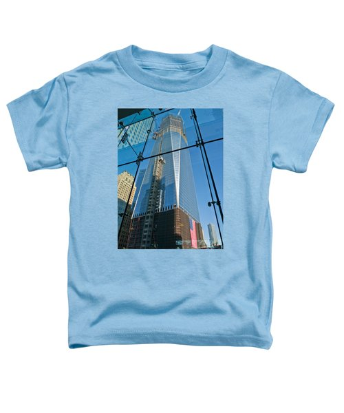 One Wtc Rising Toddler T-Shirt