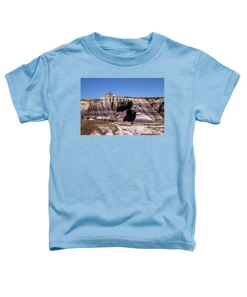 Purple Castle Toddler T-Shirt