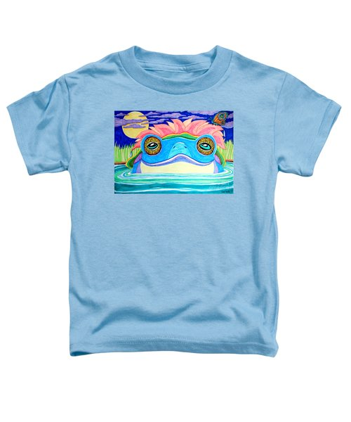 The Frog King Toddler T-Shirt