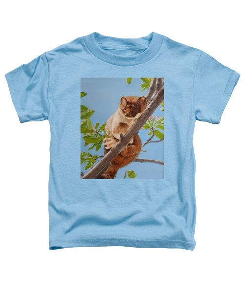 The Weasel Toddler T-Shirt