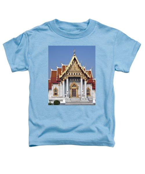 Wat Benchamabophit Ubosot Dthb180 Toddler T-Shirt
