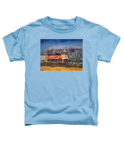 021216 East Bound Toddler T-Shirt