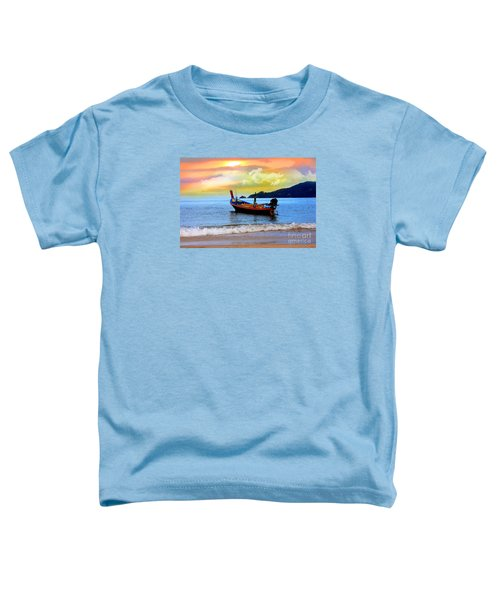 Thailand Toddler T-Shirt