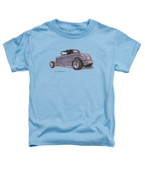 1932 Ford Hot Rod Toddler T-Shirt