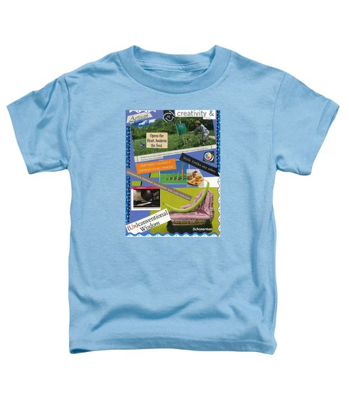 A Unique View Toddler T-Shirt