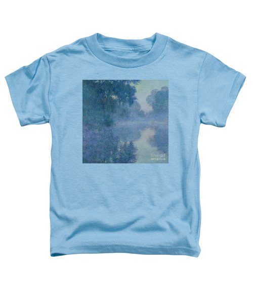 Branch Of The Seine Near Giverny Toddler T-Shirt