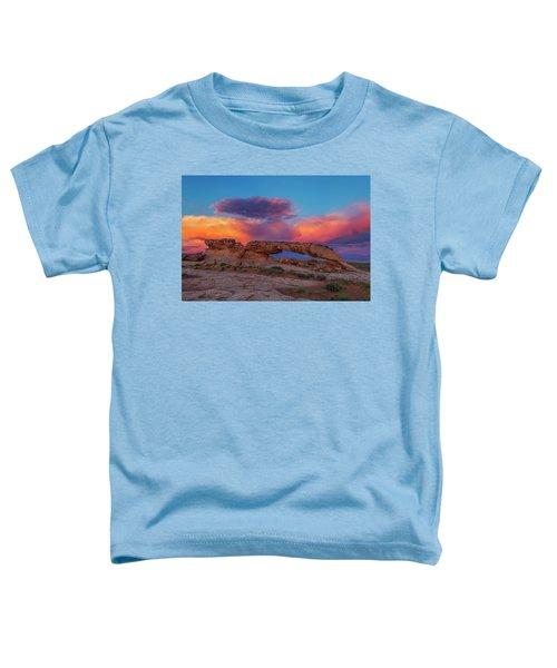 Burning Skies Toddler T-Shirt