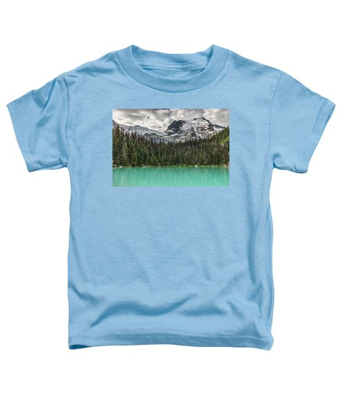 Emerald Reflection Toddler T-Shirt