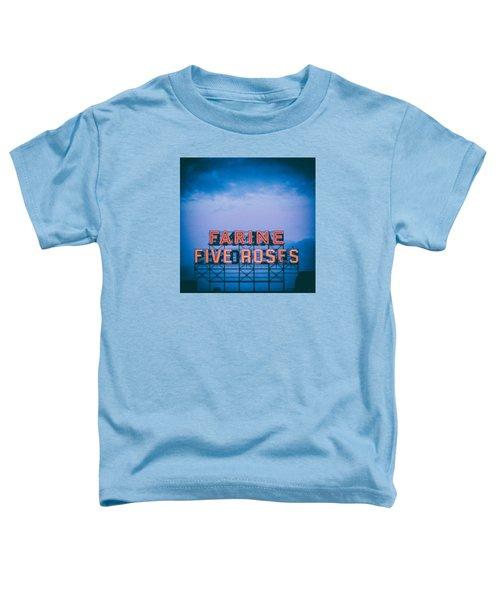 Farine Five Roses Toddler T-Shirt