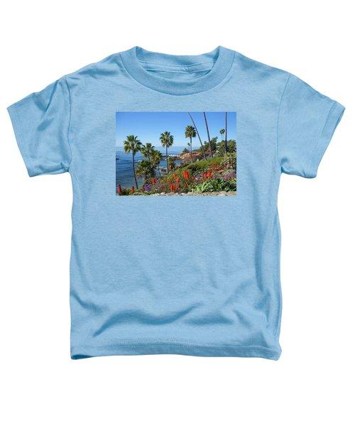 Heisler Park, Laguna Beach Toddler T-Shirt