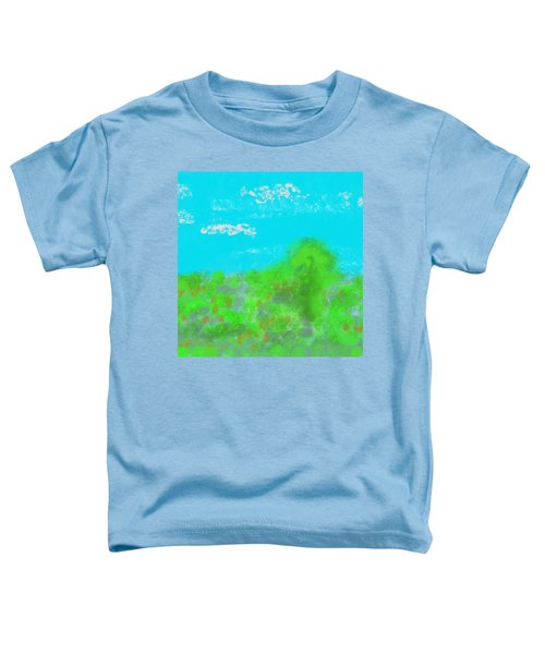 Landscapes Of The Past Toddler T-Shirt