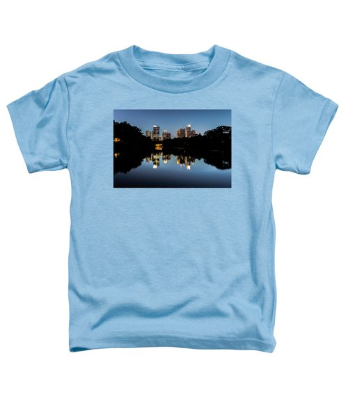 Midtown Skyline Toddler T-Shirt