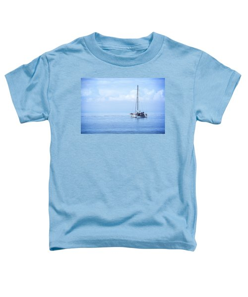 Morning Sail Toddler T-Shirt