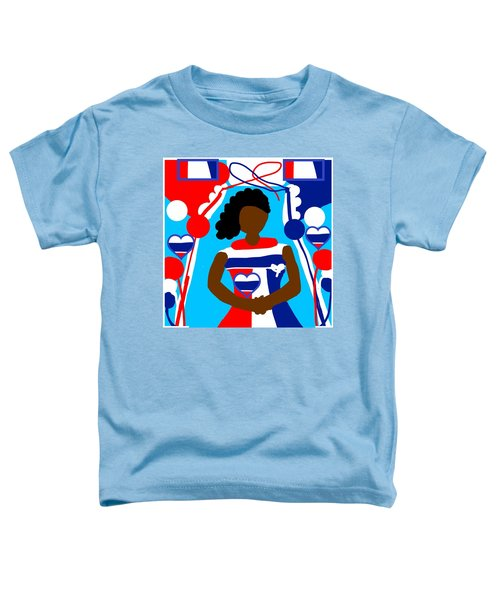 Our Flag Of Freedom 2 Toddler T-Shirt