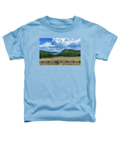 Rio Grande Headwaters #3 Toddler T-Shirt