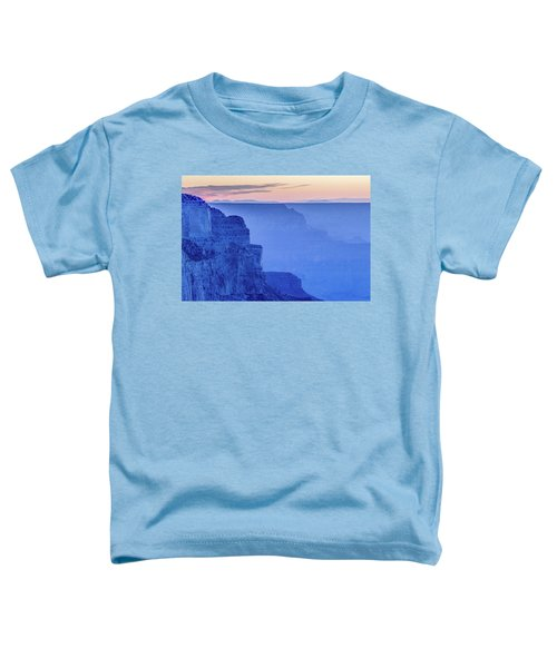 Sunset At South Rim Toddler T-Shirt