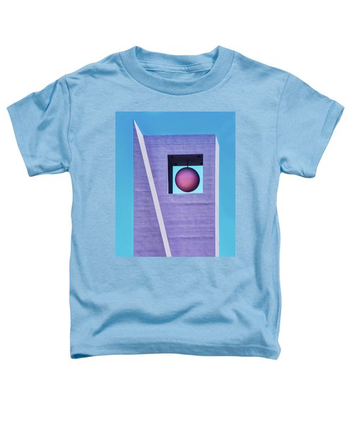 The Purple Tower At Pershing Square Toddler T-Shirt