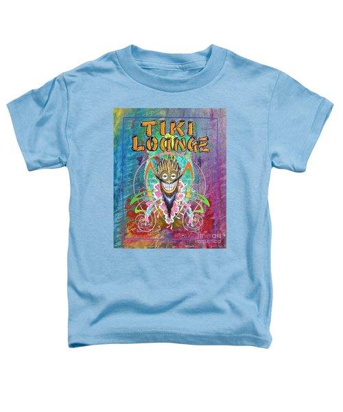 Tiki Lounge  Toddler T-Shirt