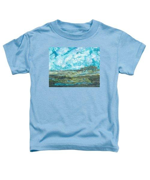 Toward Pinckney Island Toddler T-Shirt