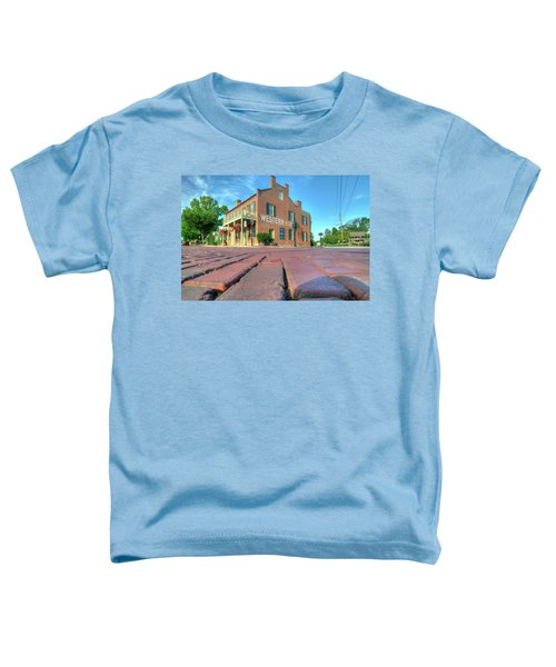 Western House Toddler T-Shirt