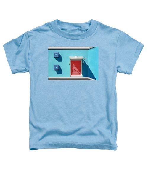 11 O'clock Shadow Toddler T-Shirt