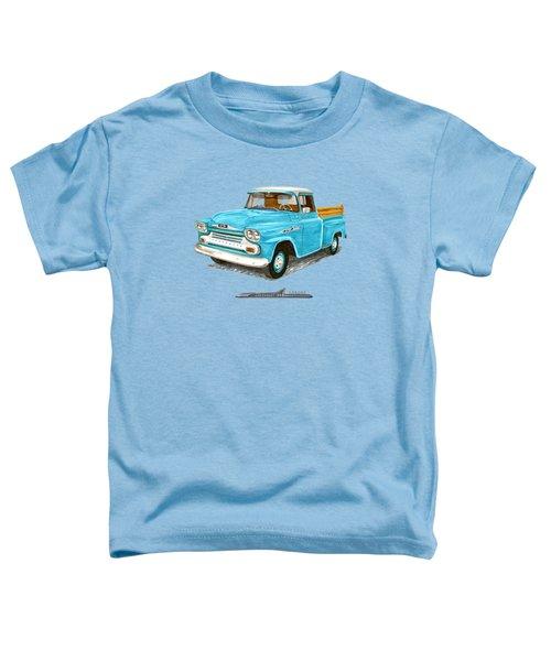 Apache Pick Up Truck Toddler T-Shirt