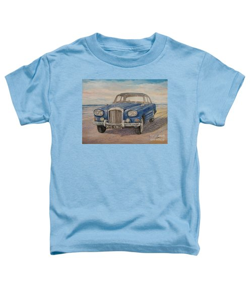 1963 Bentley Continental S3 Coupe Toddler T-Shirt