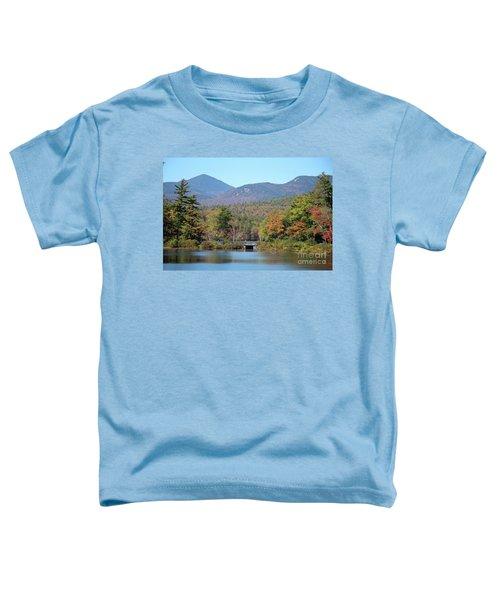 Chocorua Lake Toddler T-Shirt