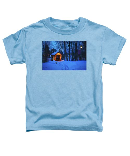 Tannery Hill Bridge Toddler T-Shirt