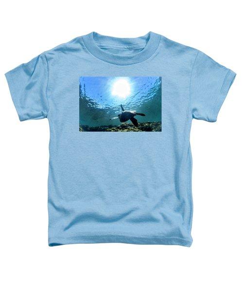 Turtles View Toddler T-Shirt